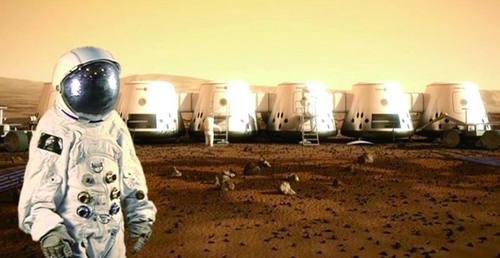 火星为什么是红色的 火星可以居住移民吗