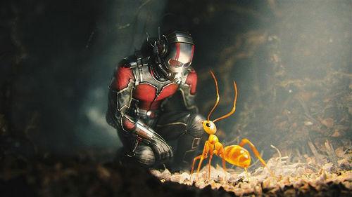 蚁人为什么可以变小 蚁人的衣服是谁制造出来的
