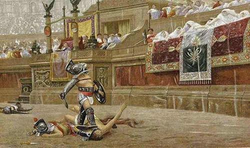 罗马角斗士都是奴隶吗 角斗士为什么怕当矿工