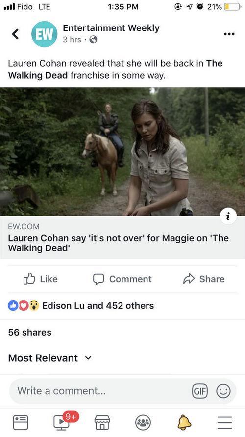 行尸走肉第十季哪时候播出 行尸走肉第十季会有瑞克吗