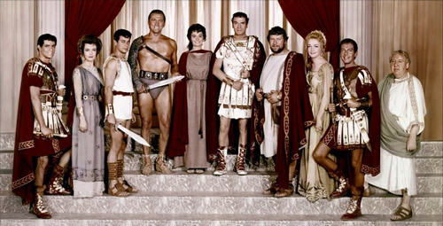 斯巴达克斯为什么换了男主角 斯巴达克斯是真实的故事历史吗