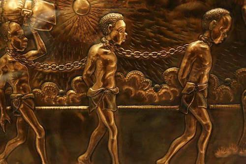 奴隶制五刑是什么 奴隶为什么不反抗、逃跑