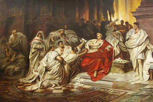 凯撒为什么被刺杀 凯撒被刺杀的原因是什么