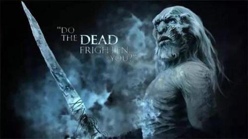 权利的游戏夜王死了吗 夜王死了还有异鬼吗