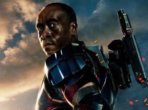 钢铁侠罗德换演员了吗 钢铁侠2战争机器为什么换人了