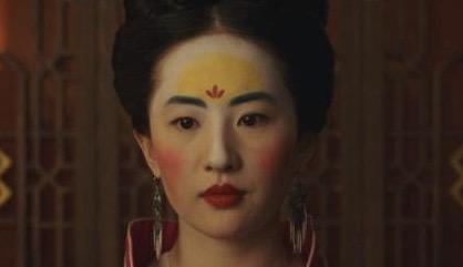 花木兰电影哪时候上映 刘亦菲为什么要化妆成艺妓的样子
