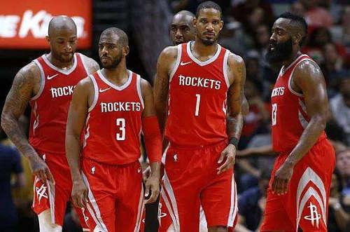 火箭不补强就没希望 19~20赛季火箭成绩会如何