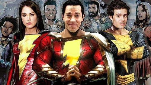 沙赞是DC的吗 沙赞是第一代惊奇队长吗