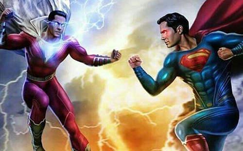 沙赞彩蛋最后出来的是超人吗 沙赞和超人谁更厉害