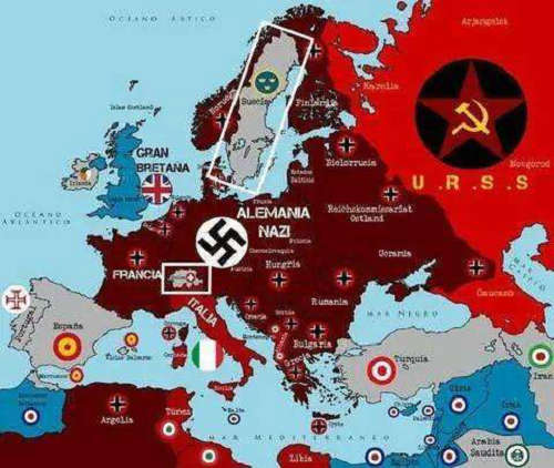 第二次世界大战为什么不侵略瑞士 仅仅因为中立国吗