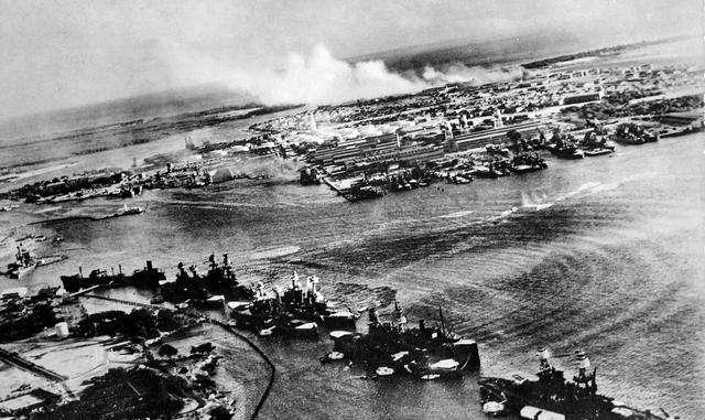 日本空袭珍珠港的目的是什么 为什么要空袭珍珠港