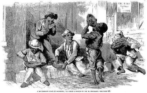 西瓜歧视黑人是怎么回事 西瓜和黑人之间有什么联系
