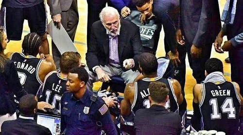 NBA球队教练组有多少人 助理教练的作用是什么