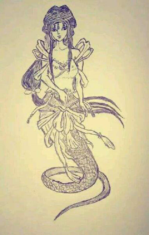 女娲族人是什么身份 仙剑女娲后人为什么会是蛇