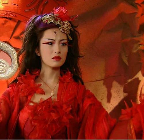 仙剑三火鬼王的扮演者是谁 媚态百生的火鬼王扮演者资料