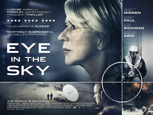 天空之眼是哪个国家拍摄的电影 天空之眼电影观后有感