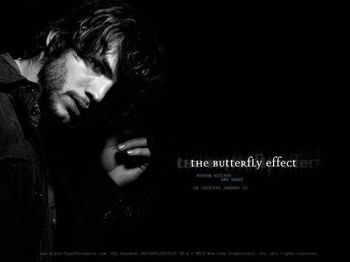 蝴蝶效应是穿越还是精神病 主角是精神病吗