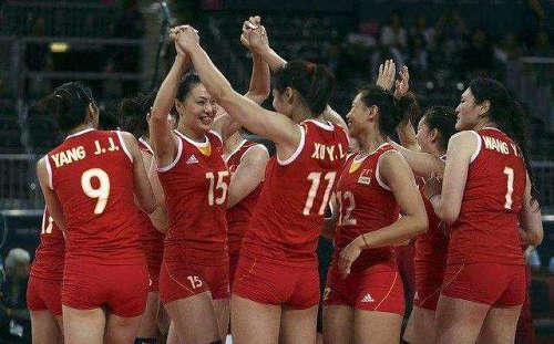 中国女排世界排名多少 中国女排为什么这么厉害