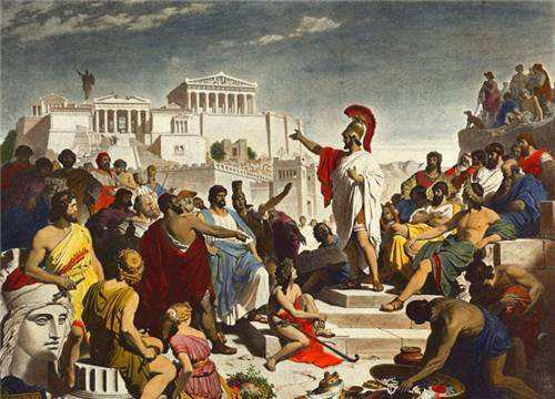 希腊是四大文明古国吗 希腊为什么不算文明古国