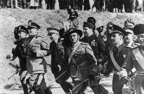 意大利投降是什么梗 意大利投降被拒是怎么回事