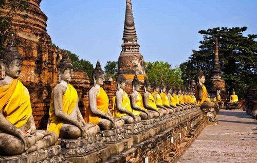 印度和泰国佛教是一样的吗 之间存在哪些渊源