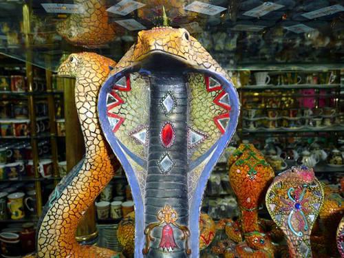 埃及蛇象征着什么 埃及蛇神是谁
