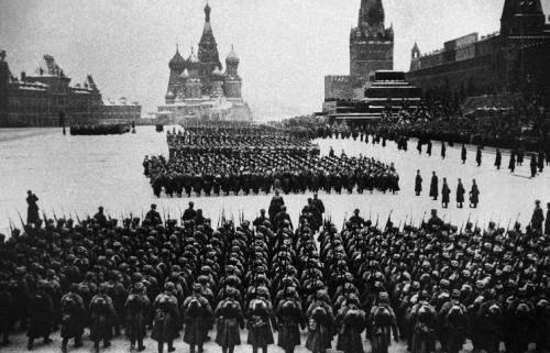 1941红场阅兵有多么的悲壮 红场阅兵的回忆