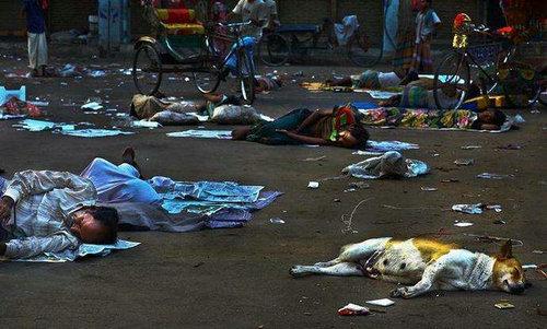 为什么印度那么脏 印度卫生差的原因