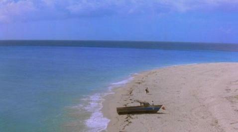 肖申克的救赎最后的海滩是在哪里 纪念的是谁