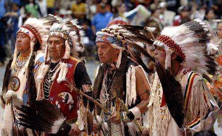 美国印第安人还有多少人 美国印第安人现状
