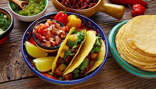 让詹姆斯迷恋的墨西哥taco到底是个什么东西