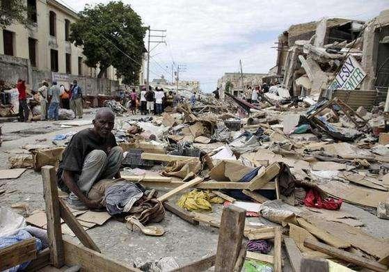 海地旁边的国家叫什么 为什么那个国家富裕