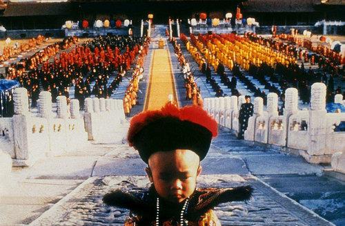 末代皇帝为什么说英文 末代皇帝是哪国拍摄的电影