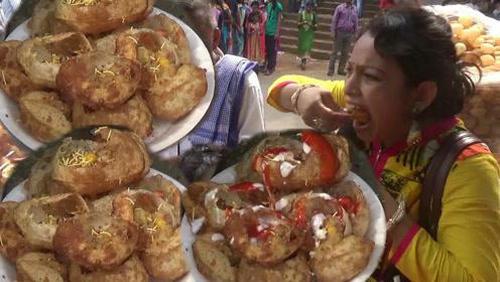 抖音吃印度小吃为什么能火 干净又卫生现象分析