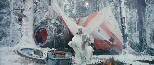 天际行者为什么不抗寒 宇航员不进飞船的原因