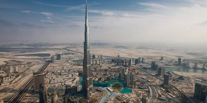 世界最高的楼是多少层 高度是多少