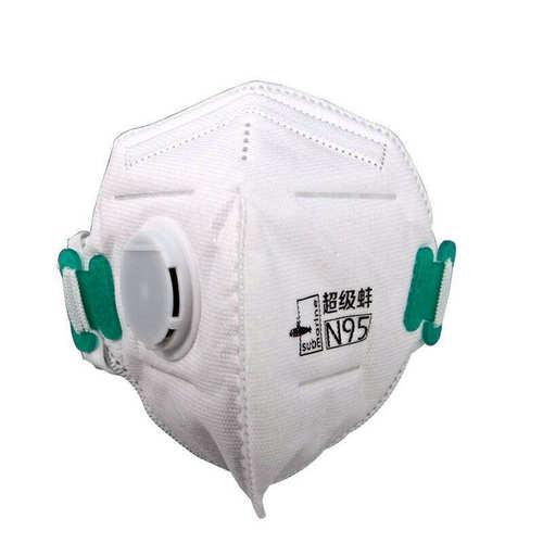 n95口罩为什么好 n95口罩长什么样子