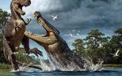 鳄鱼为什么没有和恐龙一起灭绝 鳄鱼存活下来的原因