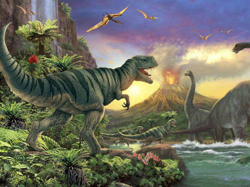 腕龙有天敌吗 腕龙是最大的恐龙吗