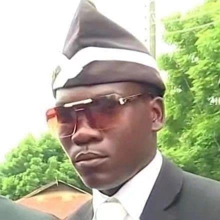 抬棺黑人是什么梗 黑人抬棺专业团队是什么意思