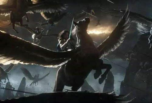 复仇者联盟4骑飞马的是谁 这是什么人物