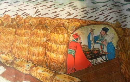诸葛亮草船借箭是真的吗 一共借了多少箭