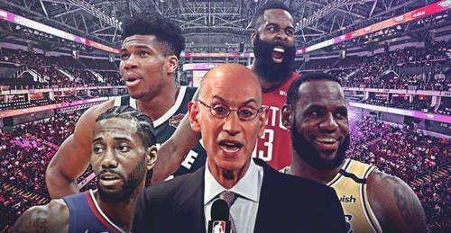 NBA复赛后谁能拿冠军 冠军充满了未确定性