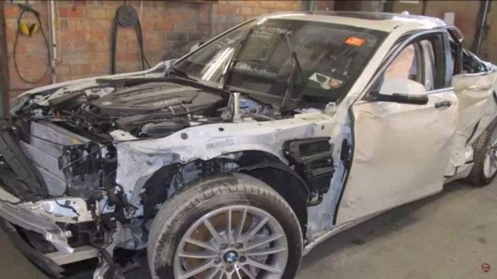 什么样的事故算大事故 二手车大事故定义