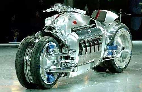 道奇战斧摩托车能跑多快 道奇战斧值多少钱