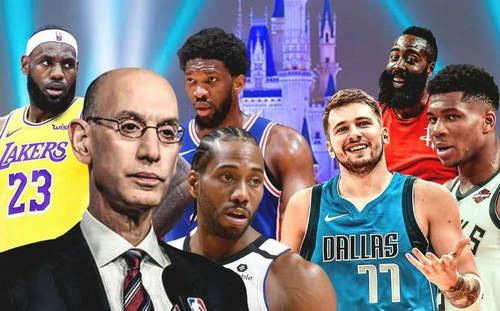 NBA复赛具体计划 有哪些球队参加比赛
