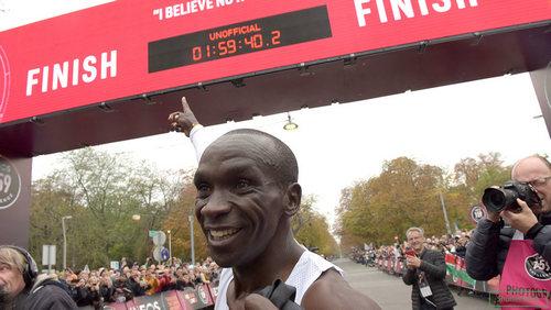 马拉松世界记录平均速度多少 保持者是谁