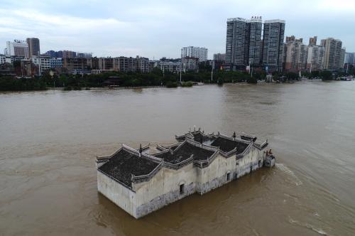洪水都是从哪里来的 洪水为什么威力那么大