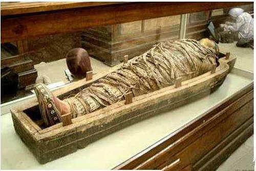木乃伊为什么裹着布 木乃伊裹布的原因