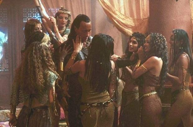 蝎子王一共有几部 蝎子王和木乃伊系列的关系